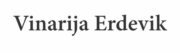 Vinarija Erdevik