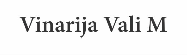 Vinarija Vali M