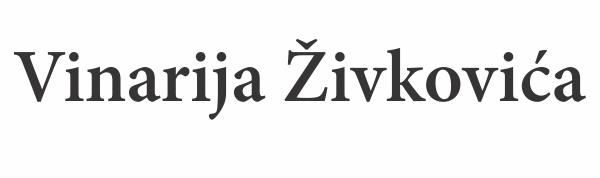 Vinarija Živkovića