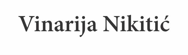 Vinarija Nikitić